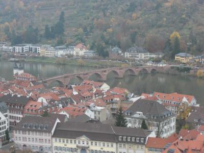■ LHビジネスクラスで行くドイツ・オーストリア9日間2012<DAY2:ハイデルベルク>