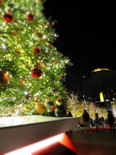 東京・恵比寿ガーデンプレイス イルミネーション2012