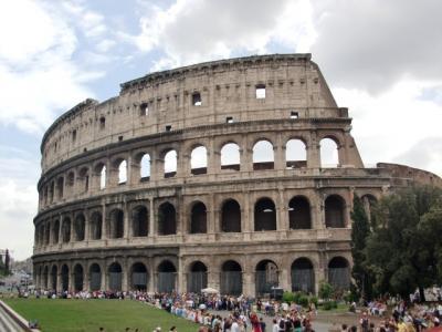 春のイタリア 3都市縦断の旅③(ローマ)