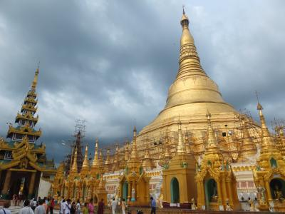 信仰深きミャンマーを旅して①~移動とヤンゴン観光その1@ストランドホテル