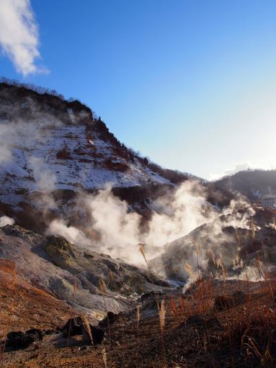 初LCC(ジェットスター)でカニを食べに北海道へ・登別温泉&札幌の旅・前編