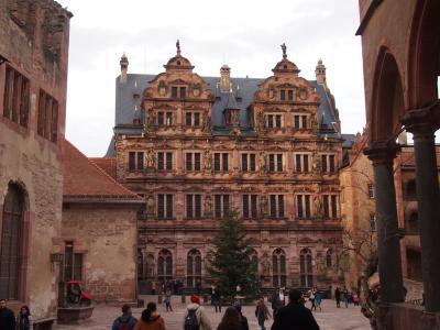 2012冬 ドイツの旅・その5 〜ハイデルベルクへ行く〜