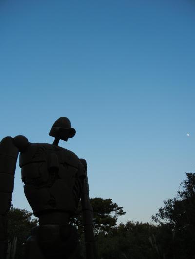 '12.11  東京・三鷹~三鷹の森ジブリ美術館~