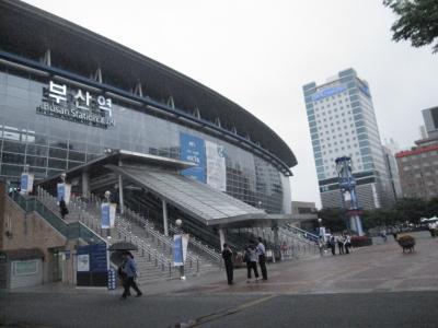 2回目の韓国(4日目)またまた釜山
