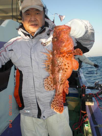 安房丸釣日記2012-12