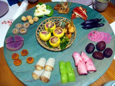 今年も堪能!京都・宇治の紅葉と萬福寺・銀杏庵の普茶料理 2012