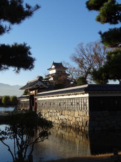ついでに「松本城」を観光だぜぇ!