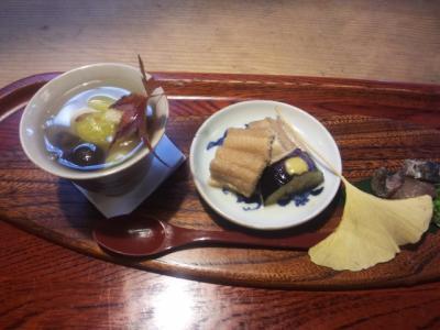 12月の松の料理