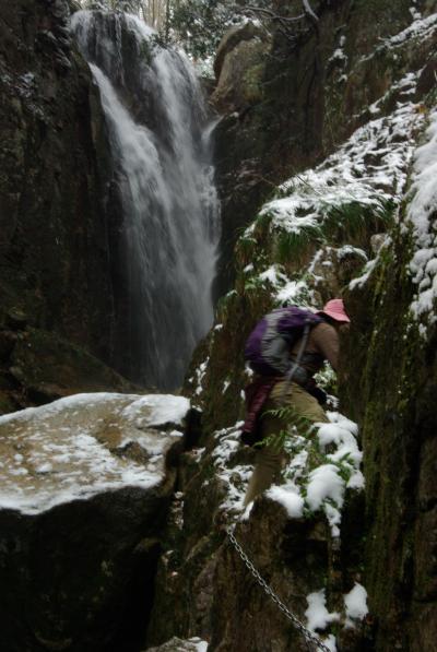 滝メグラーと行くおしり会いの旅。。。八ッ淵の滝