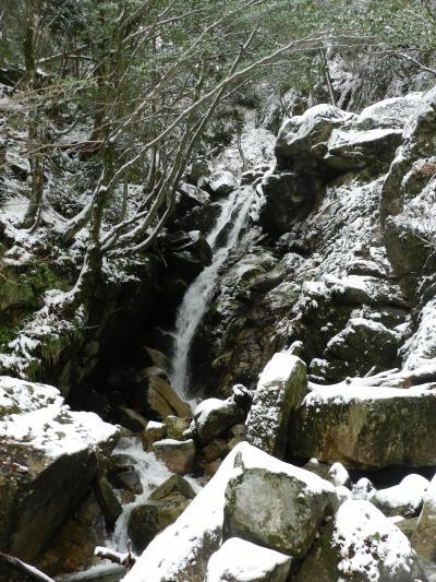 初冬の『日本の滝百選/八ツ淵の滝』 で山歩きオフ会【後編】