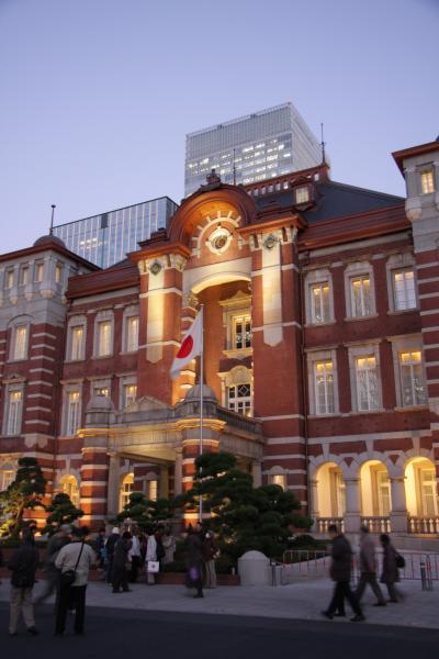 小さな旅 東京の秋 東京駅 Renewed Tokyo Station/Marunouchi