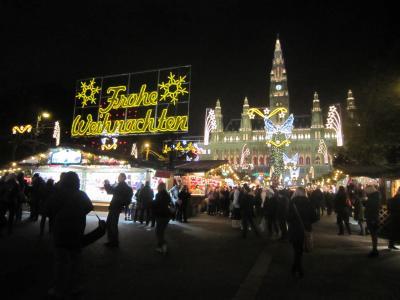 2012年11月  ウィーン(クリスマス・マーケット編)