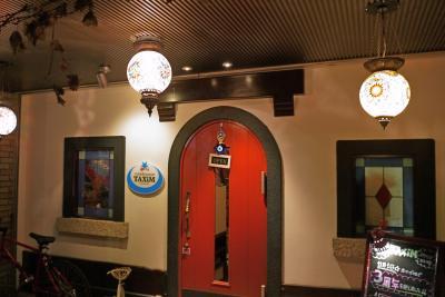 【国内101】京都国際学会出張1-名古屋に泊まる,東急イン栄,レストランタクシム