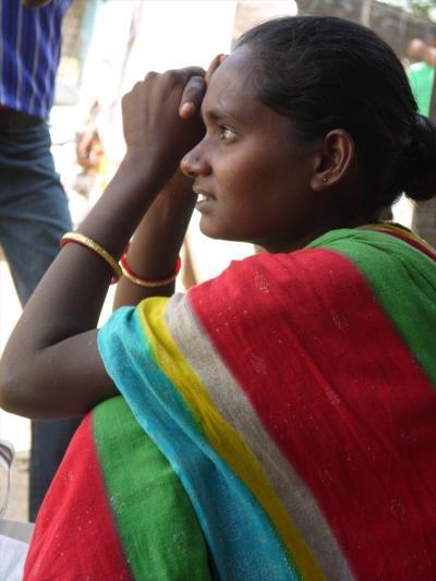 India鉄道で行く祭りと定期市(2) オリッサの安宿~アンボダラの月曜市