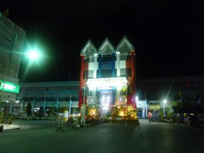 ANAプラチナ維持のため週末弾丸タイ・ハジャイの旅(1)仁川空港でまさかの野宿そしてタイ航空ビジネスクラスでバンコク経由ハジャイへ