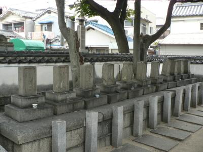 日本の旅 関西を歩く 大阪府堺市宝珠院(ほうじゅいん)周辺