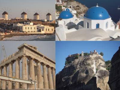 Καλημερα(カリメーラ) 古代ギリシャ文明を巡る旅