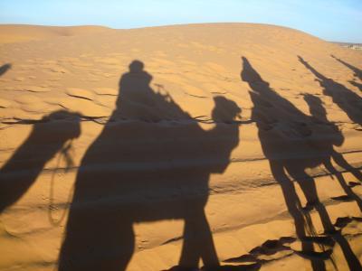 モロッコへの旅