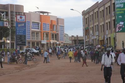 ルワンダ共和国 【ブタレ】