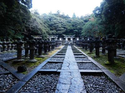山陰2012秋旅行記 【6】萩1(松蔭神社、東光寺他)