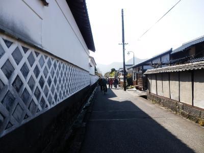 山陰2012秋旅行記 【8】萩3(菊屋横丁周辺他)