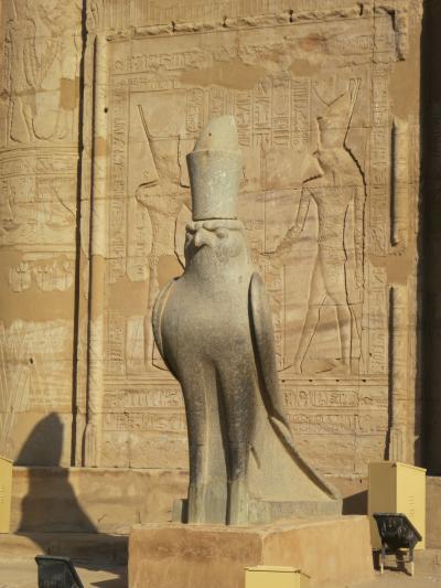 エジプトの旅5・ホルス神殿とクルーズ船3日目