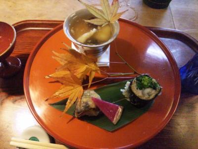 12月の松の料理 2回目