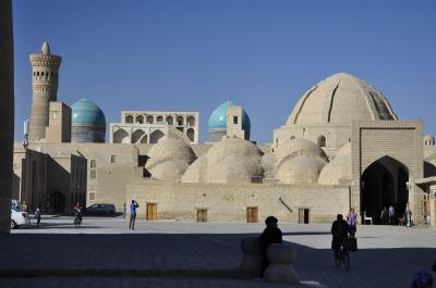 郷愁のウズベキスタン観光