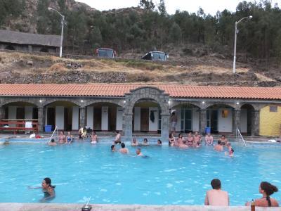 南米初旅行(2)温泉