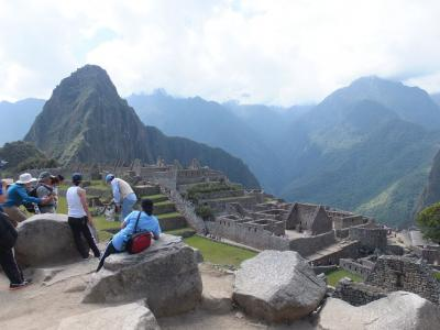 12年8月 未知のインカ文明の国、ペルーを巡る旅~神なる峯 ワイナピチュにチャレンジ
