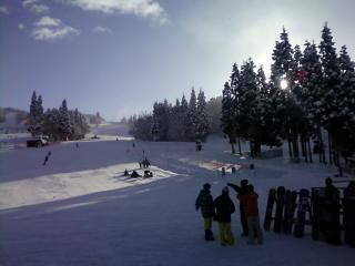 今日もski@鷲ヶ岳スキー場 2012-2013 12月 4