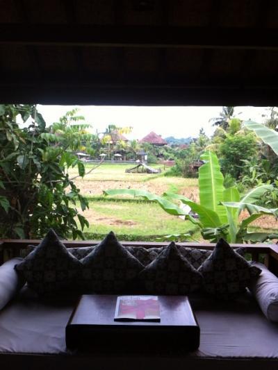 女子ひとり旅! 2012年12月 エグゼクティブクラスで行くバリ島 ~ ウブド ~
