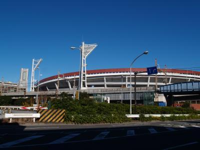 横浜公園(横浜市中区)