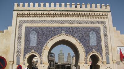モロッコ旅行(2) フェズ