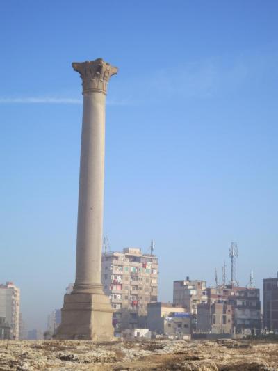 エジプトの旅15・アレキサンドリア観光