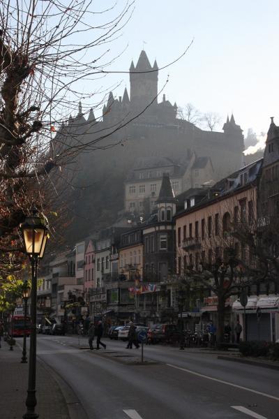 古城のある町、Heidelberg-Cochem-Bernkastel/スナップ紀行