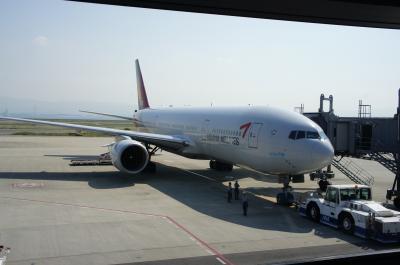 アシアナ航空とエアカナダのビジネスクラス搭乗記
