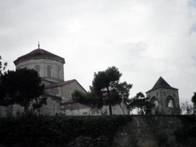 ユーラシア 西へ81: トラブゾン 「アヤソフィア」大聖堂