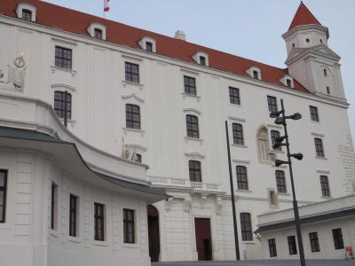ヨーロッパ周遊・スロバキアへ・・・