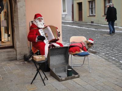 本場のクリスマスマーケットへ出かけよう!2012 Vol.2 ニュルンベルク(前編)