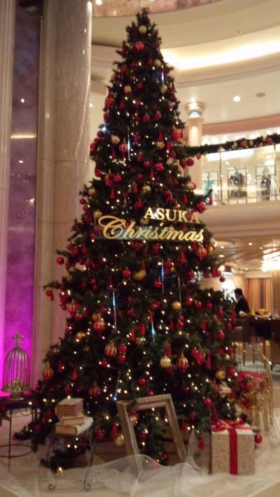 飛鳥?クリスマスクルーズ2012