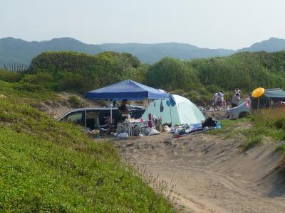 2011 真夏 第2弾!恒例のキャンプ!~ 5度目の根本マリンキャンプ場 ≪2≫