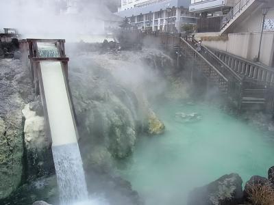 草津温泉 地蔵の湯ホテルニュー七星