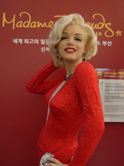 2012年12月 エアプサン増便記念キャンペーンで行った釜山