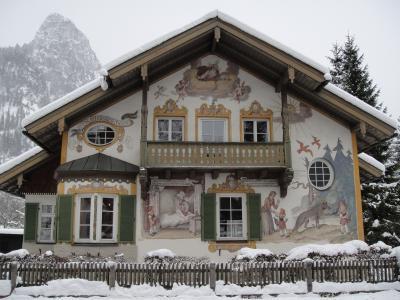 本場のクリスマスマーケットへ出かけよう!2012 Vol.5 オーバーアマガウへショートトリップ&ミュンヘン