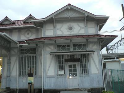 日本の旅 関西を歩く 大阪府堺市の浜寺公園駅、浜寺駅前駅周辺