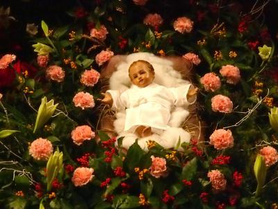 ☆聖夜には、クリスマス・ミサで心静かに祝う・・☆(ミサの前までは、全然心静かじゃなかったが・・)