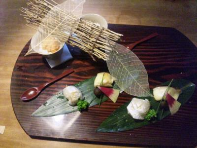 松の料理 12月4回目