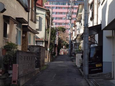 伊東温泉 ぐり茶の杉山さん 三木洋菓子店さん 和菓子にし村さんなど温泉街を散策 2012年12月