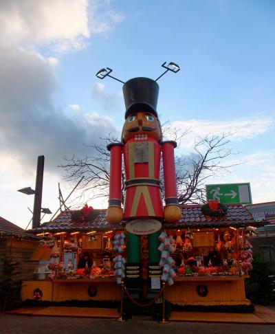 ドイツ:各所のクリスマスマーケット